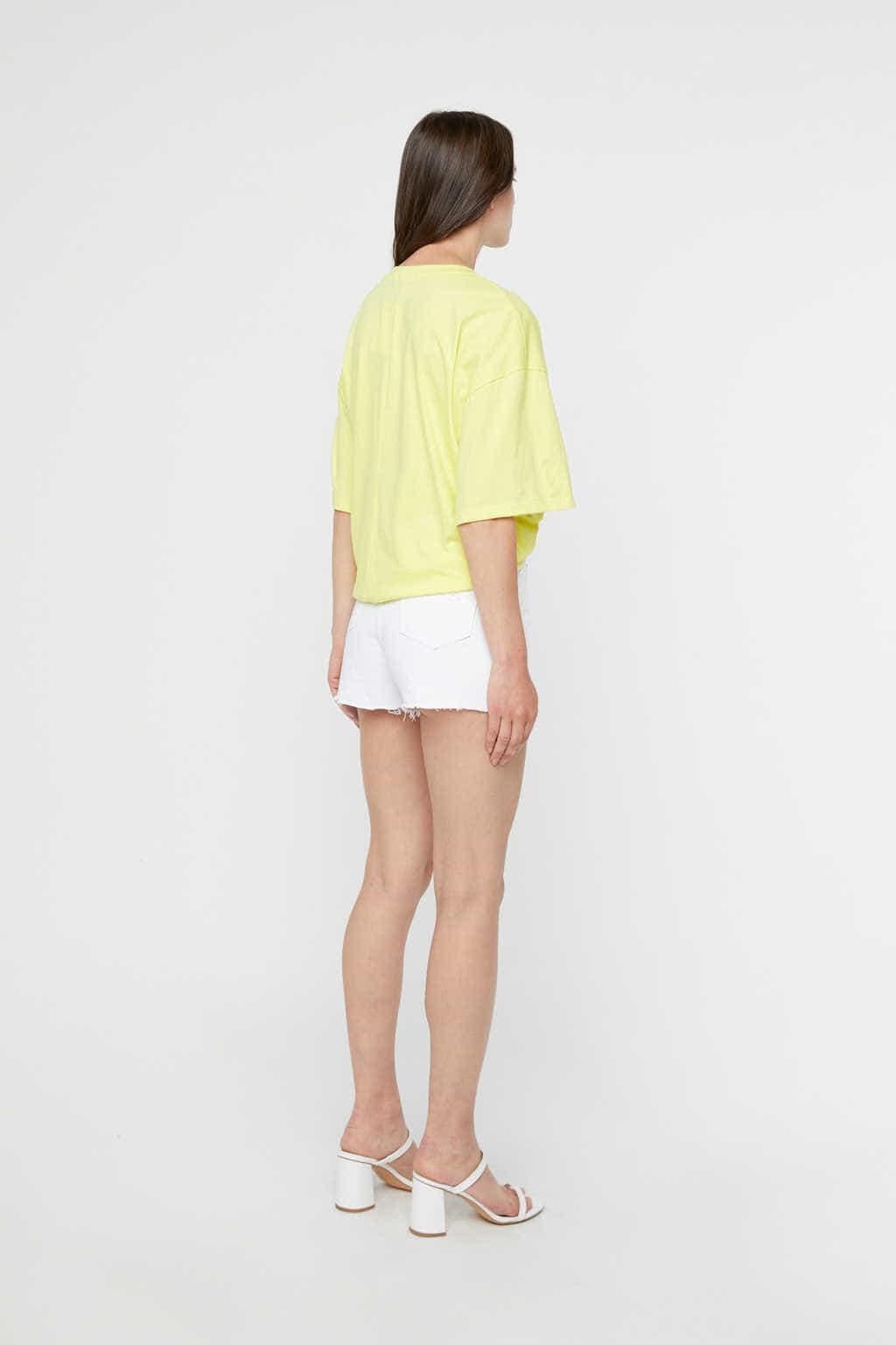 TShirt K151 Yellow 4