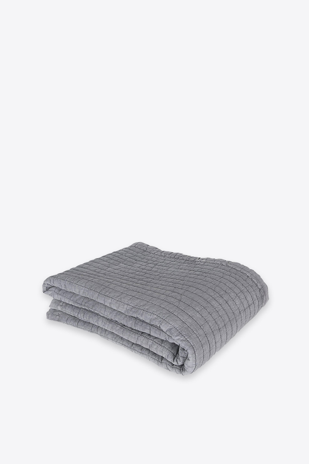 Throw Quilt 1002 Gray 4