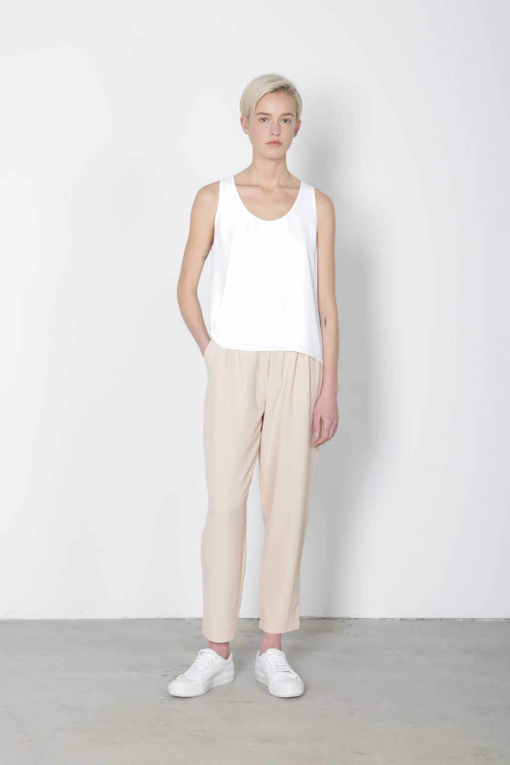 Trouser 5098 Beige 1