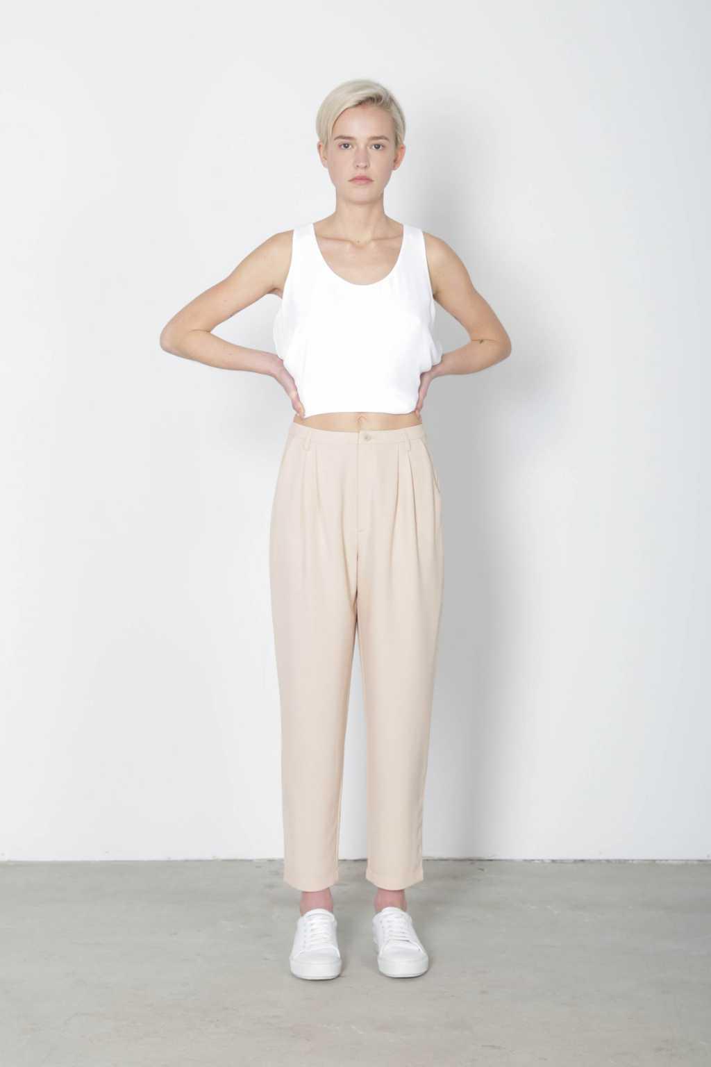 Trouser 5098 Beige 3