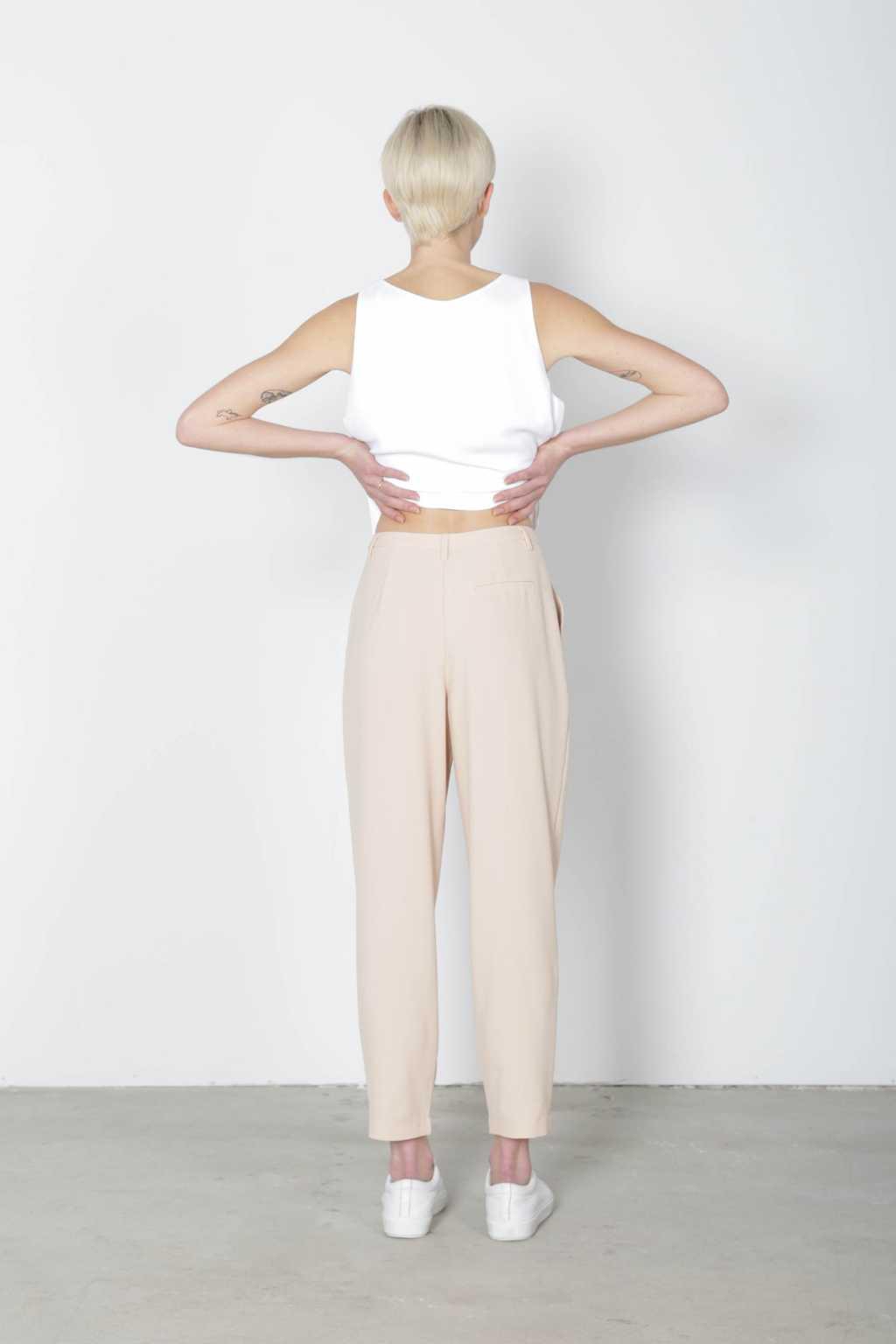 Trouser 5098 Beige 4