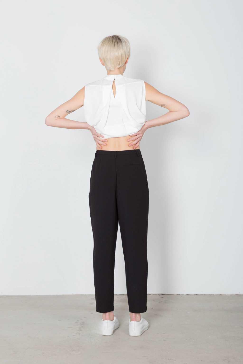 Trouser 5098 Black 10