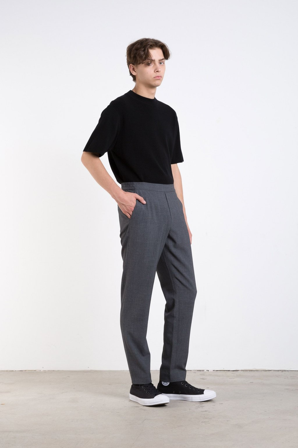 Trouser 5140M Dark Gray 7