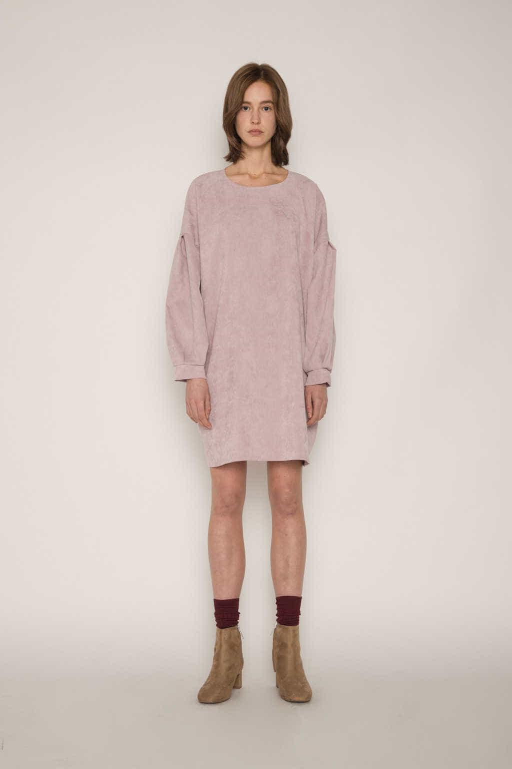 Tunic H033 Pink 1