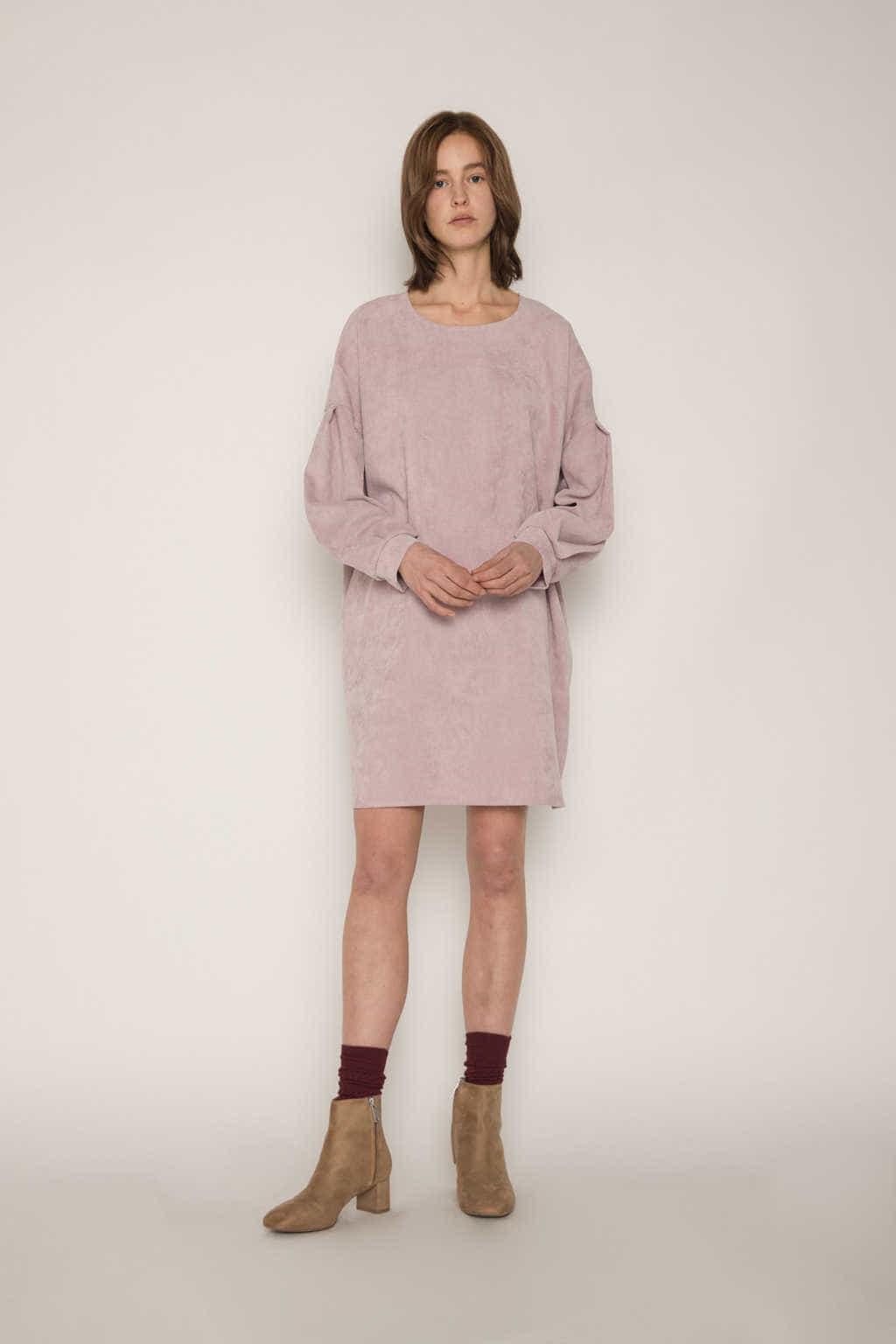 Tunic H033 Pink 2