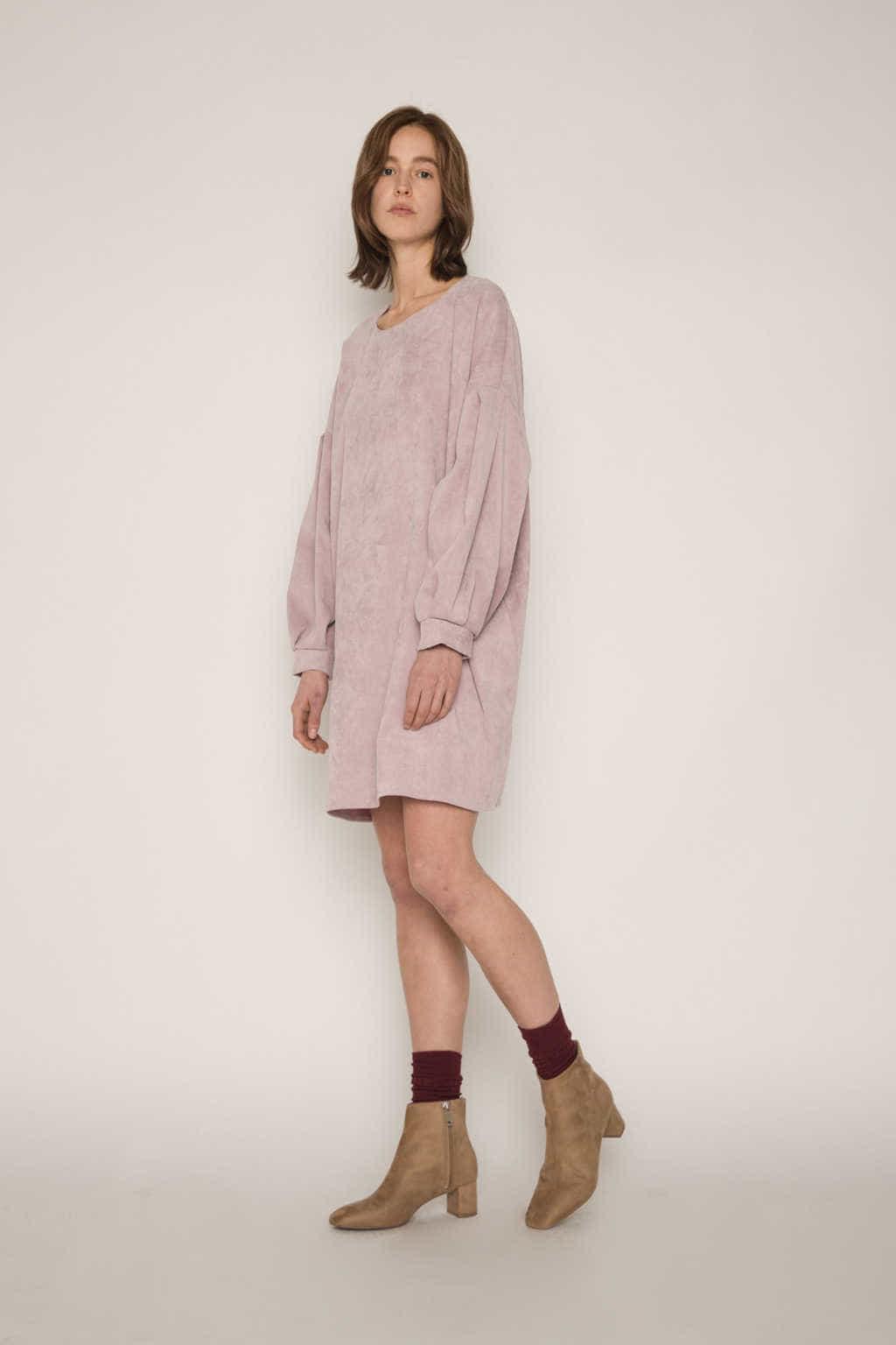Tunic H033 Pink 3
