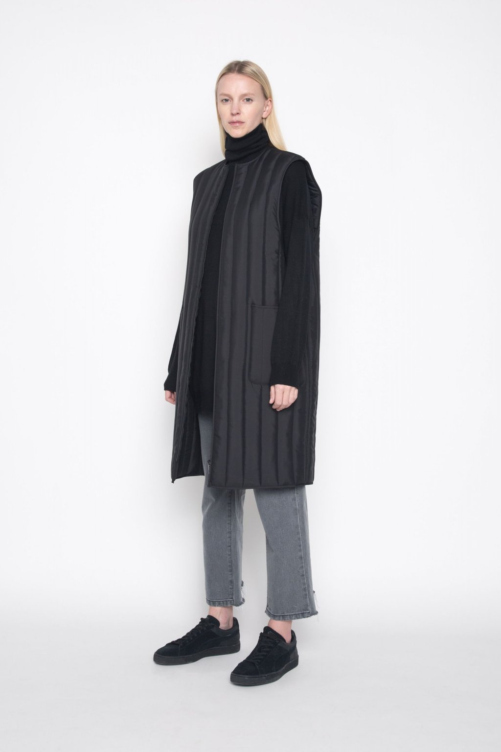 Vest 1001 Black 2
