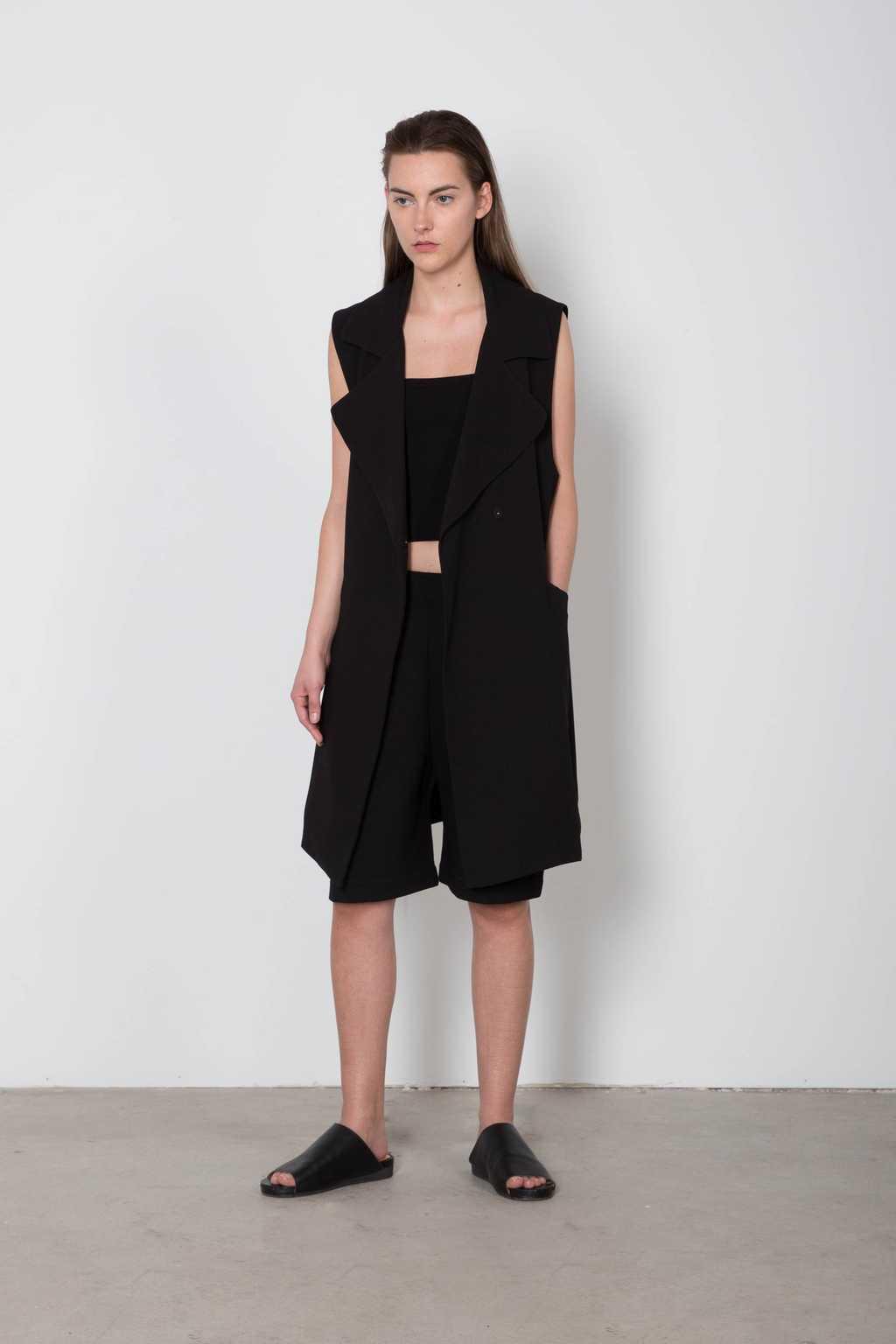 Vest 4093 Black 6