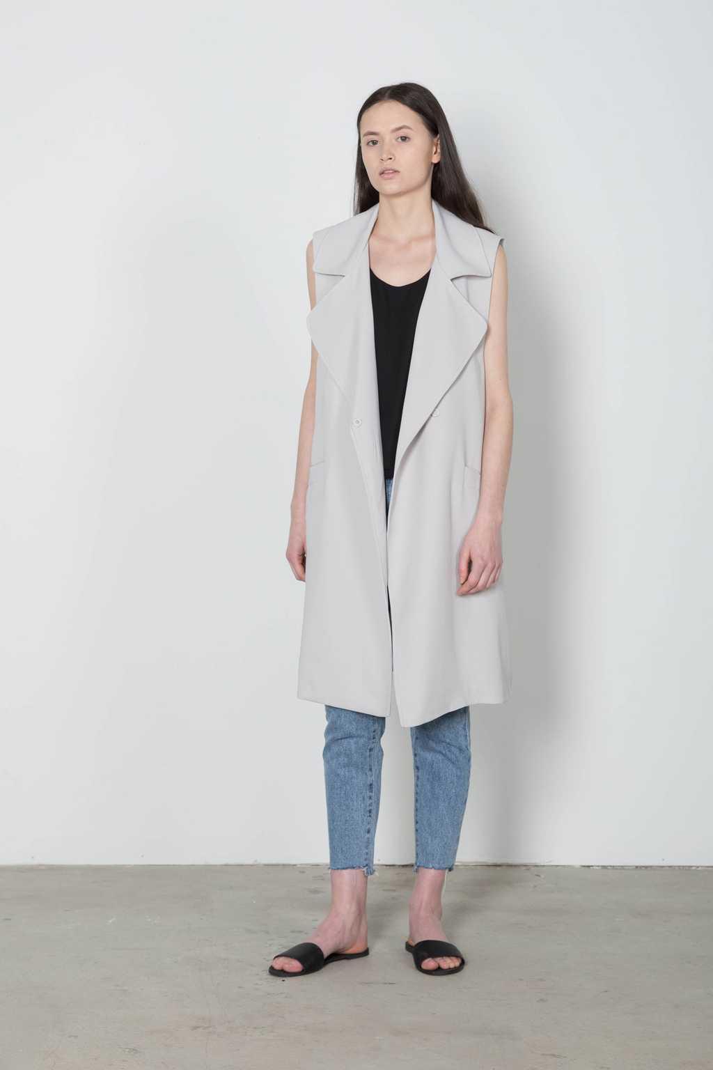 Vest 4093 Gray 3