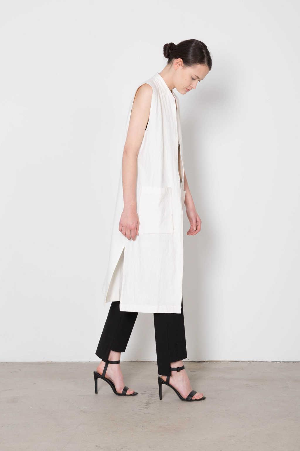 Vest 4094 White 3