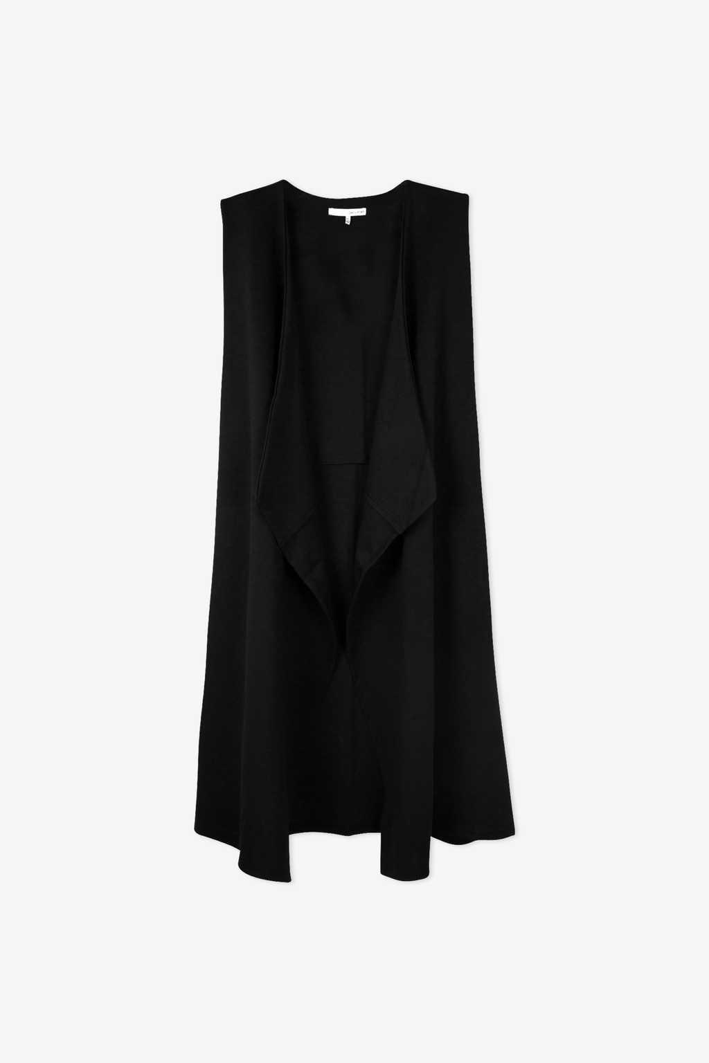 Vest H025 Black 7