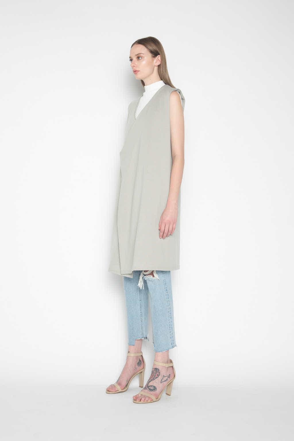 Vest H025 Olive 3