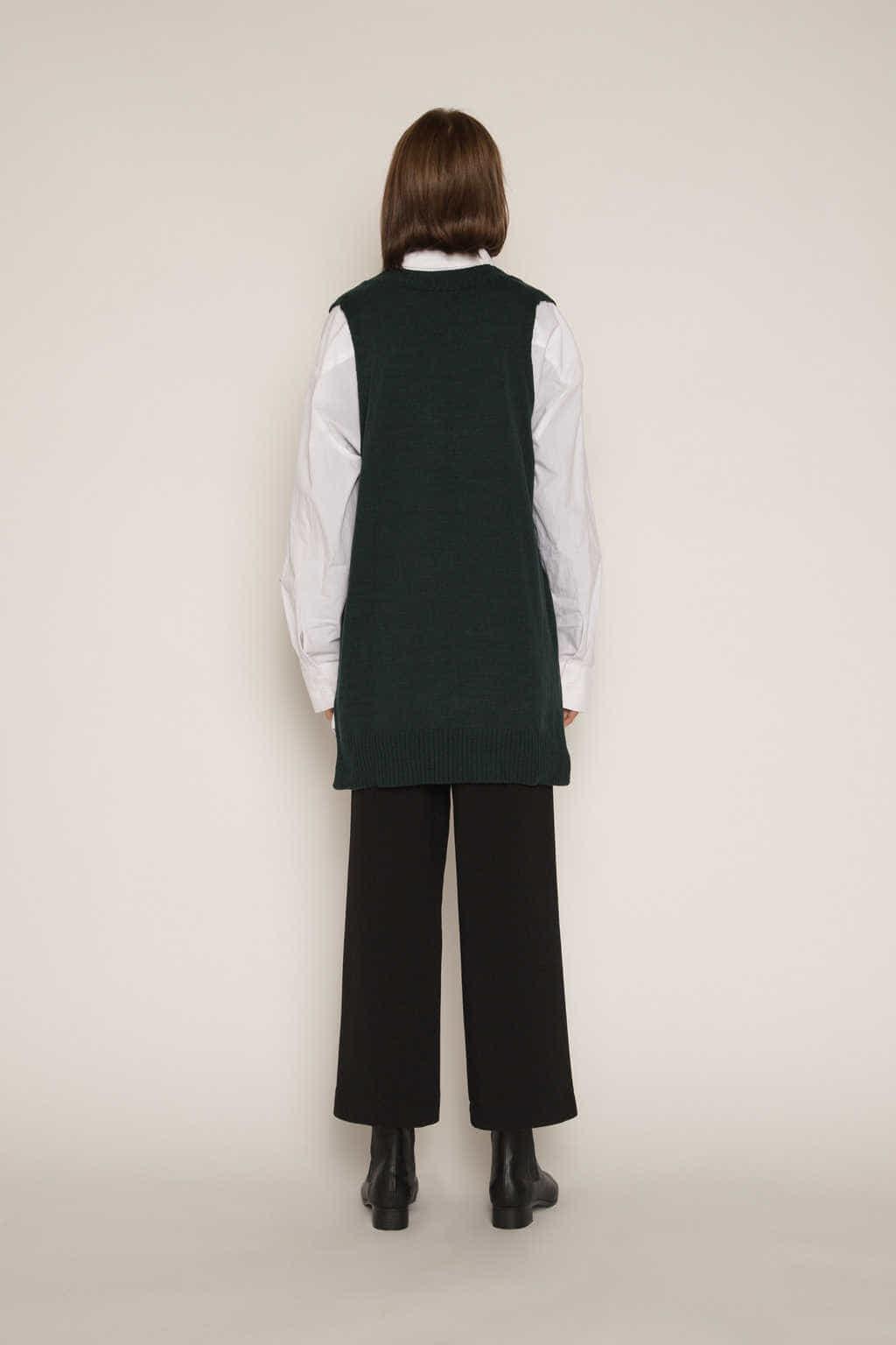 Vest H047 Green 4