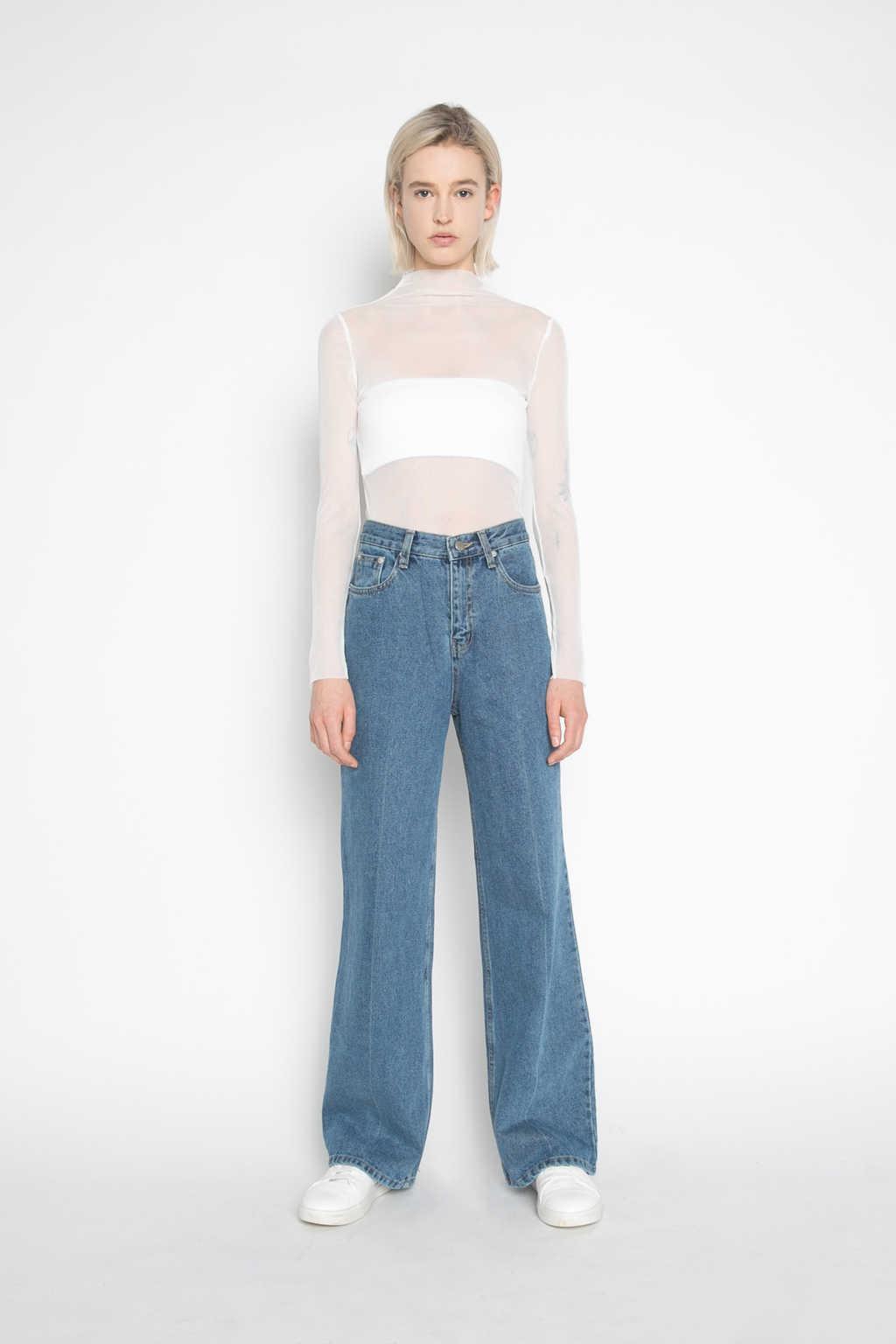 Vintage Jean H008 Indigo 1