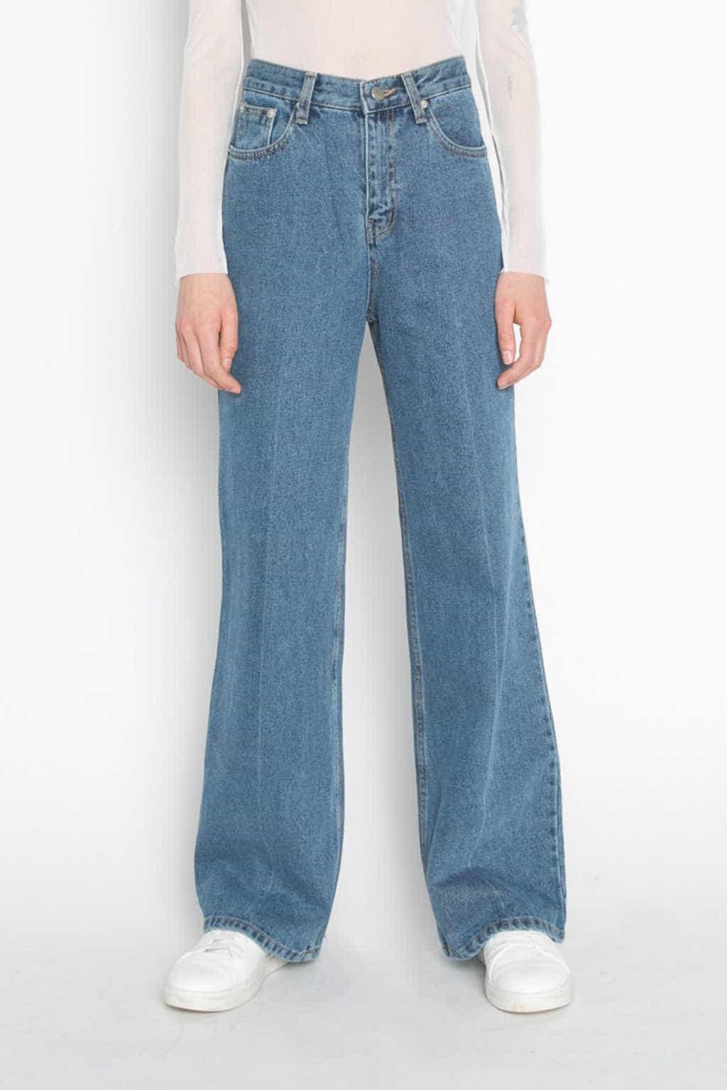 Vintage Jean H008 Indigo 2