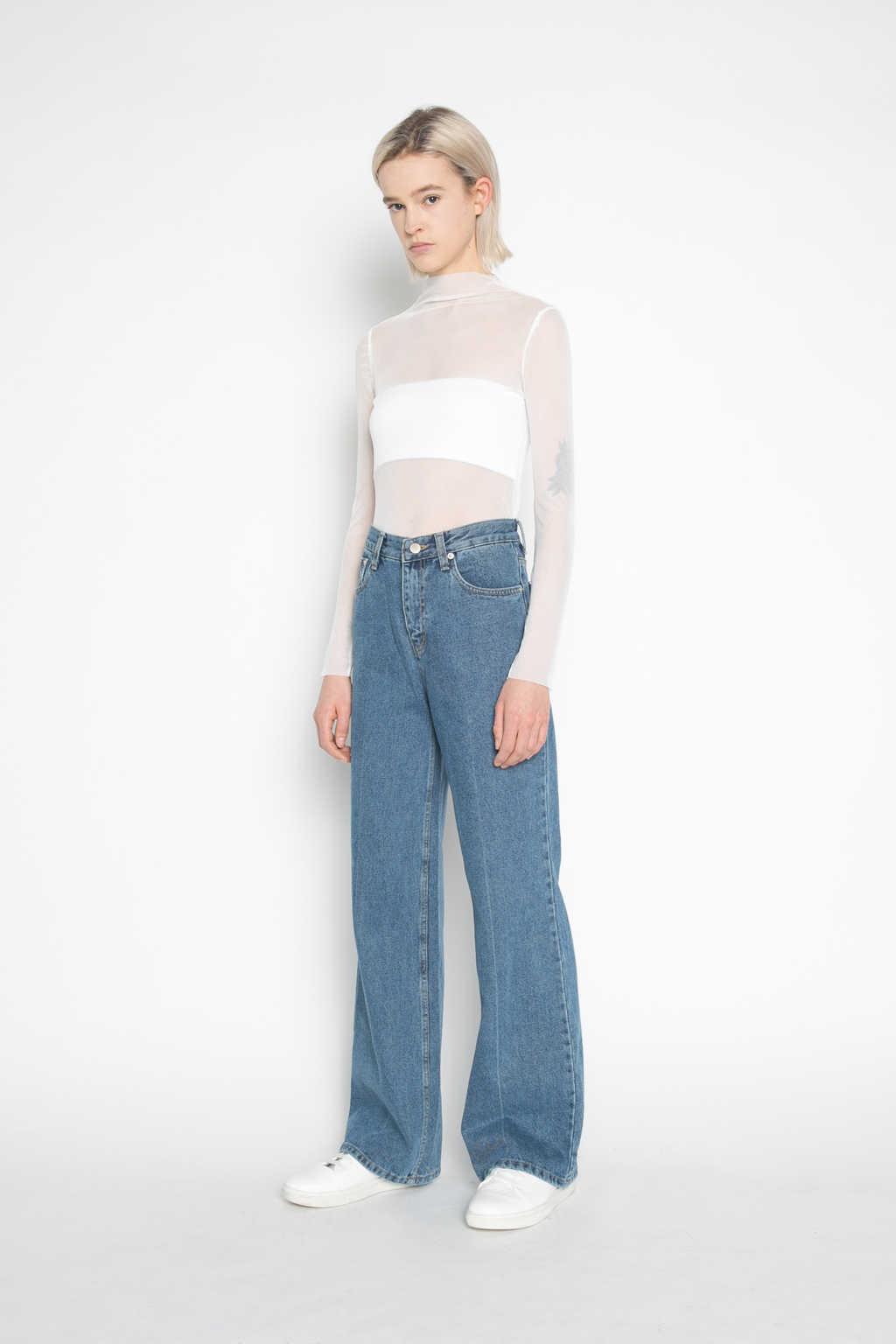 Vintage Jean H008 Indigo 3