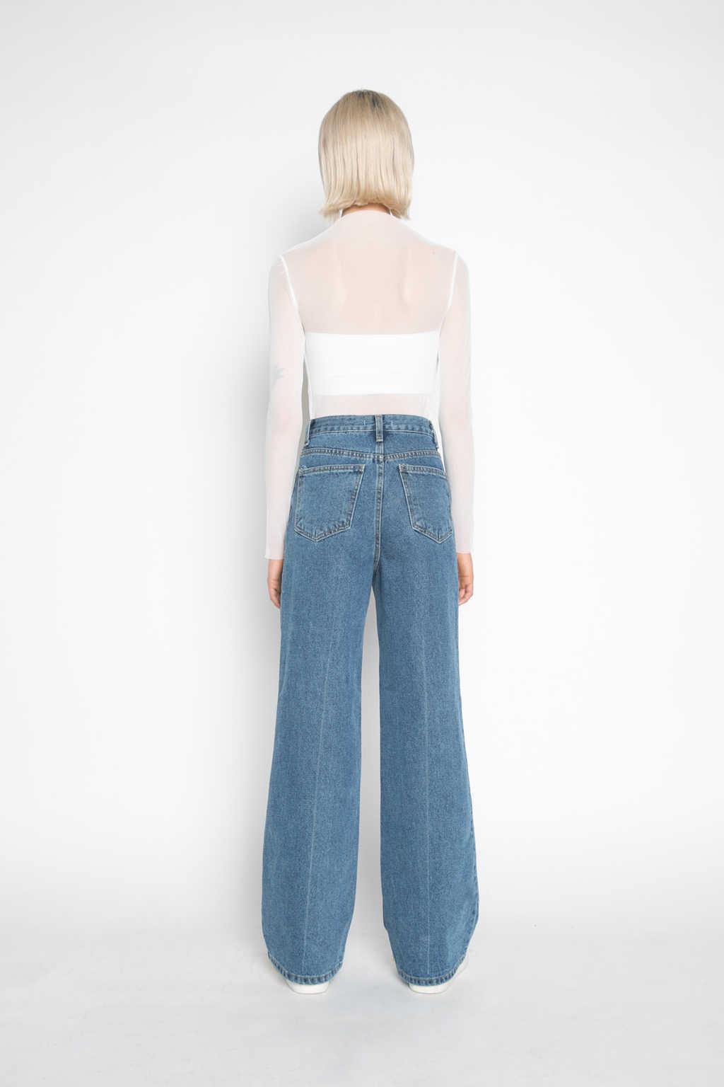 Vintage Jean H008 Indigo 4