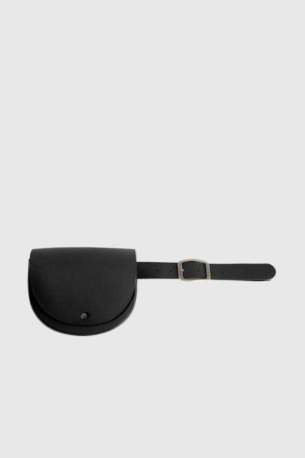 Waist Bag J001 Black 3