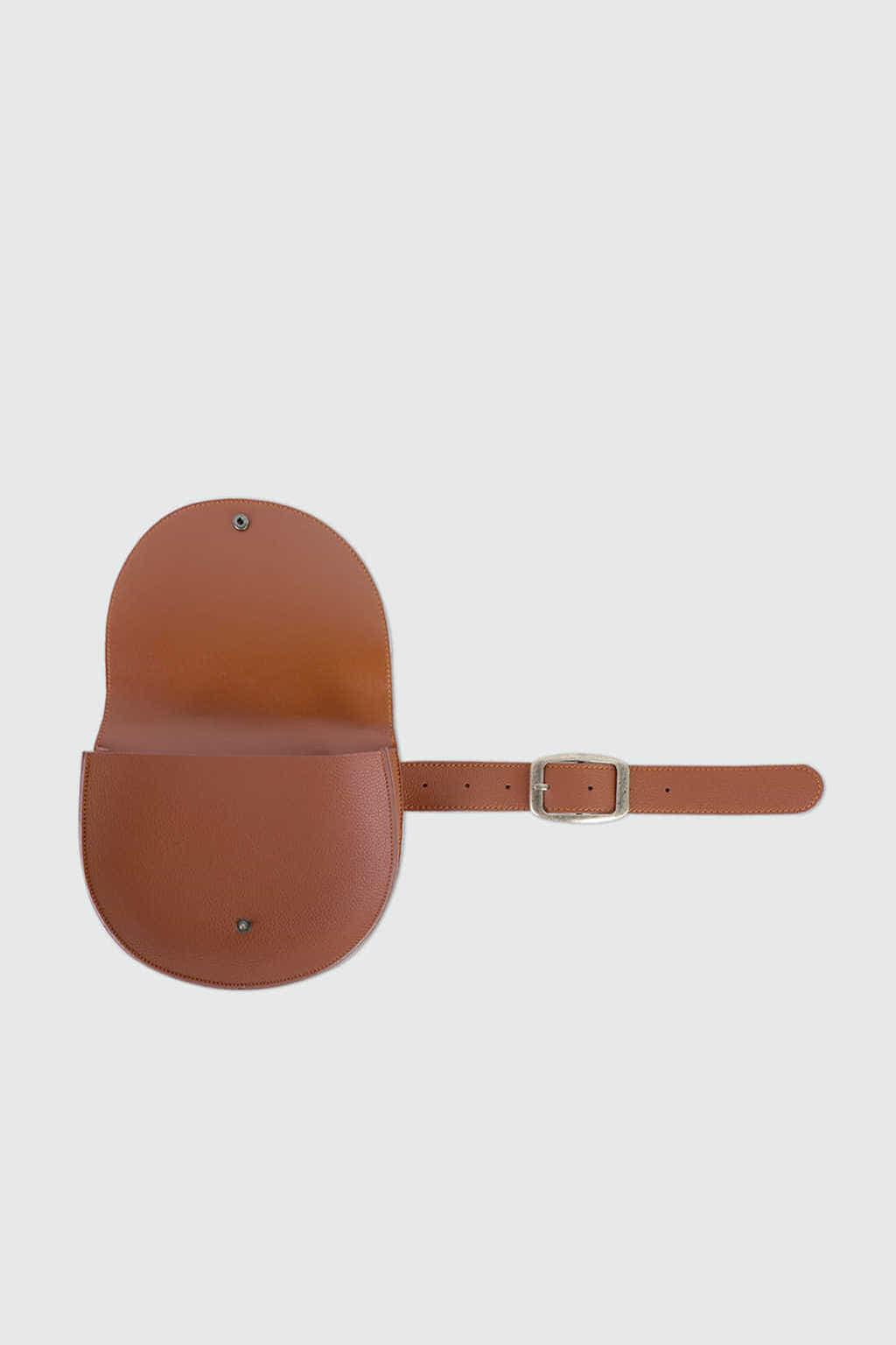 Waist Bag J001 Brown 6