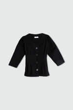 Blouse J002 Black 7