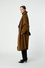 Coat 2769 Brown 1