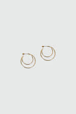 Earring 3091 Gold 2