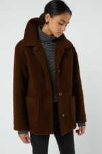 Jacket J001K Brown 1