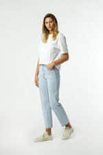 Jean J007 Light Blue 9