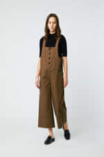 Jumpsuit 2973 Brown 11