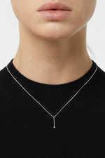 Necklace 2733 Silver 3