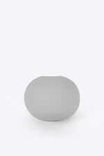 Rounded Vase 3132 Gray 5