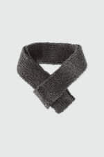 Scarf J002 Dark Gray 14