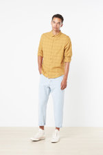 Shirt 2375 Yellow Plaid 9