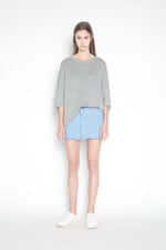 Sweater 1321 Gray Mix 1
