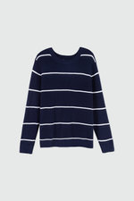 Sweater 24272019 Navy Stripe 7