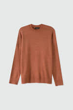 Sweater 2482 Rust 1