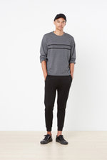 Sweatpant 2371 Black 1