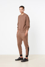 Sweatpant 2371 Heather Brown 9
