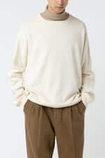 Sweatshirt 2949 Cream 9