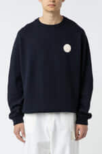 Sweatshirt 2949 Navy 1