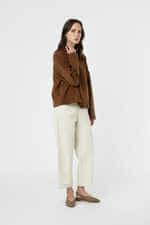 Sweatshirt 2976 Camel 9