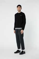 Sweatshirt 3302 Black 9