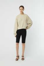 Sweatshirt K006 Beige 1