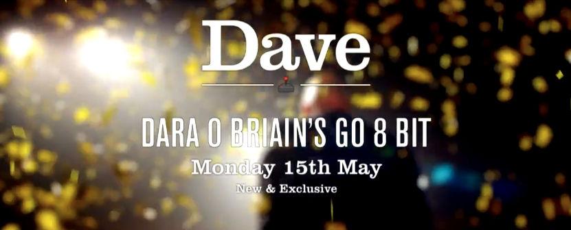 Dara O'Briain's Go 8 Bit   Promo Bespoke Composition