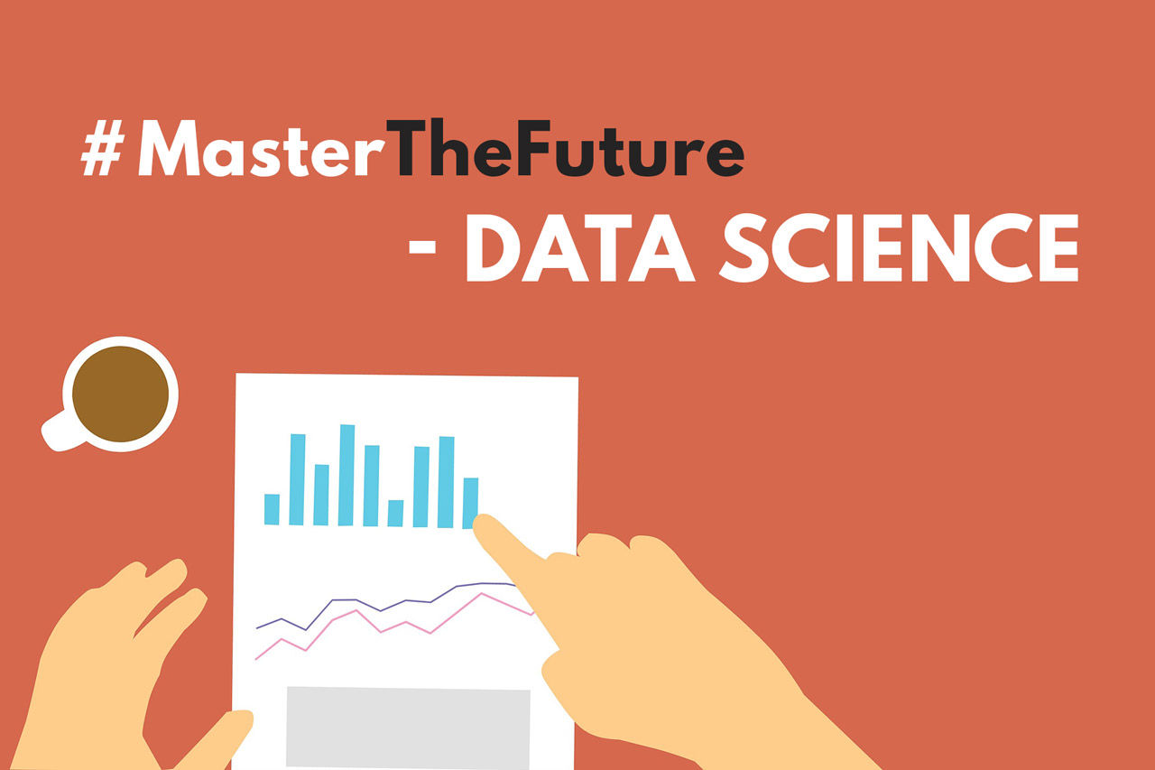 #MasterTheFuture-Data Science
