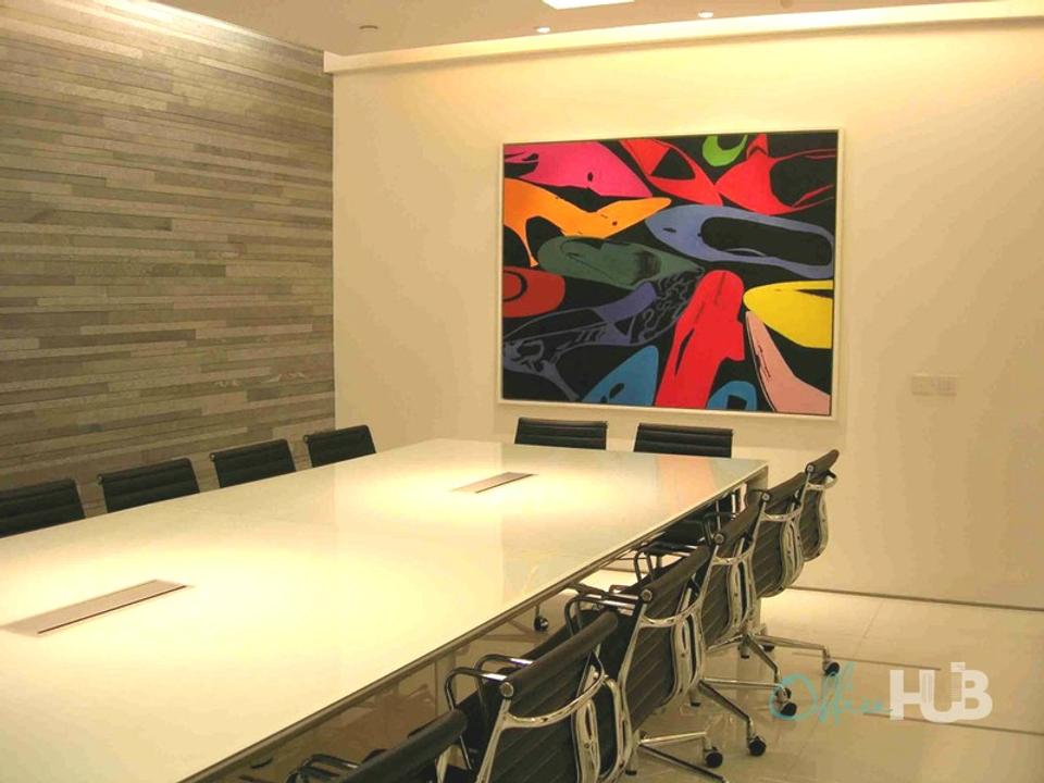 6 Person Private Office For Lease At 91 Jianguo Road, Chaoyang, Beijing, 100124 - image 3