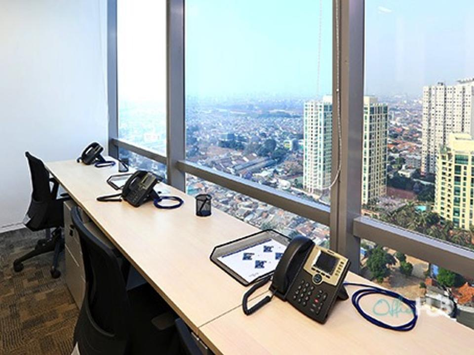 6 Person Private Office For Lease At 88 Jl. Casablanca Raya, Jakarta, Jakarta, 12870 - image 2