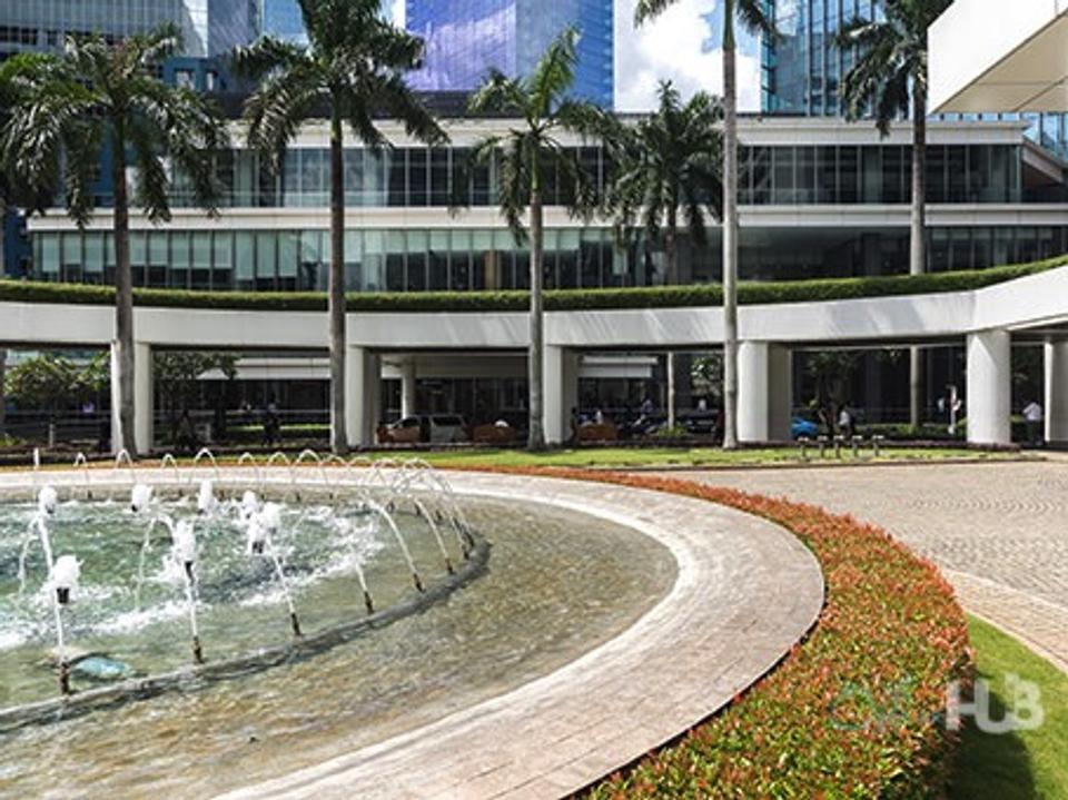 6 Person Private Office For Lease At 29-31 Jl. Jalan Jend Sudirman, Kota Jakarta Selatan, Jakarta, 12920 - image 1
