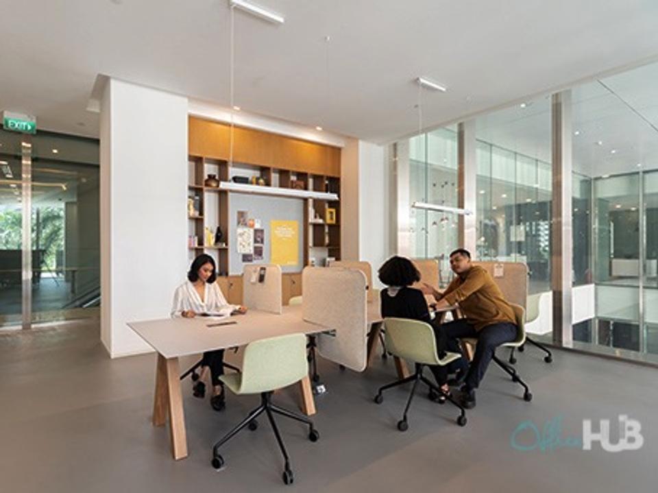16 Person Private Office For Lease At 29-31 Jl. Jalan Jend Sudirman, Kota Jakarta Selatan, Jakarta, 12920 - image 1