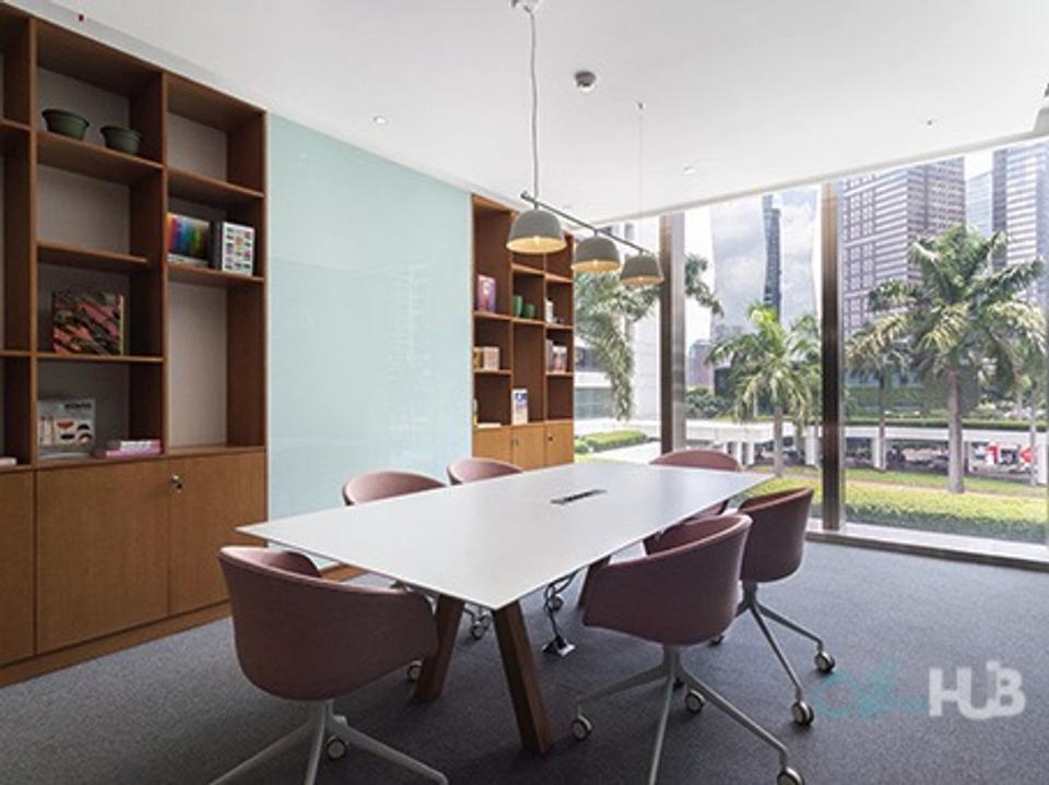 9 Person Private Office For Lease At 29-31 Jl. Jalan Jend Sudirman, Kota Jakarta Selatan, Jakarta, 12920 - image 1